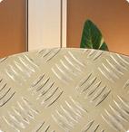 Bodenplatten aus Aluminium
