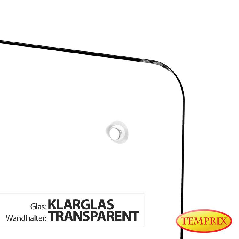 Wandschutz Möbelschutz feuerfestes Kamin Ofen Glas Wärmeschutz Funkenschutz