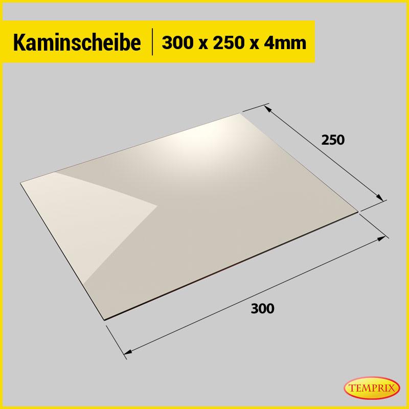 ofenscheibe ofenglas kaminglas ofen glas kamin 300 x 250 mm markenqualit t ebay. Black Bedroom Furniture Sets. Home Design Ideas