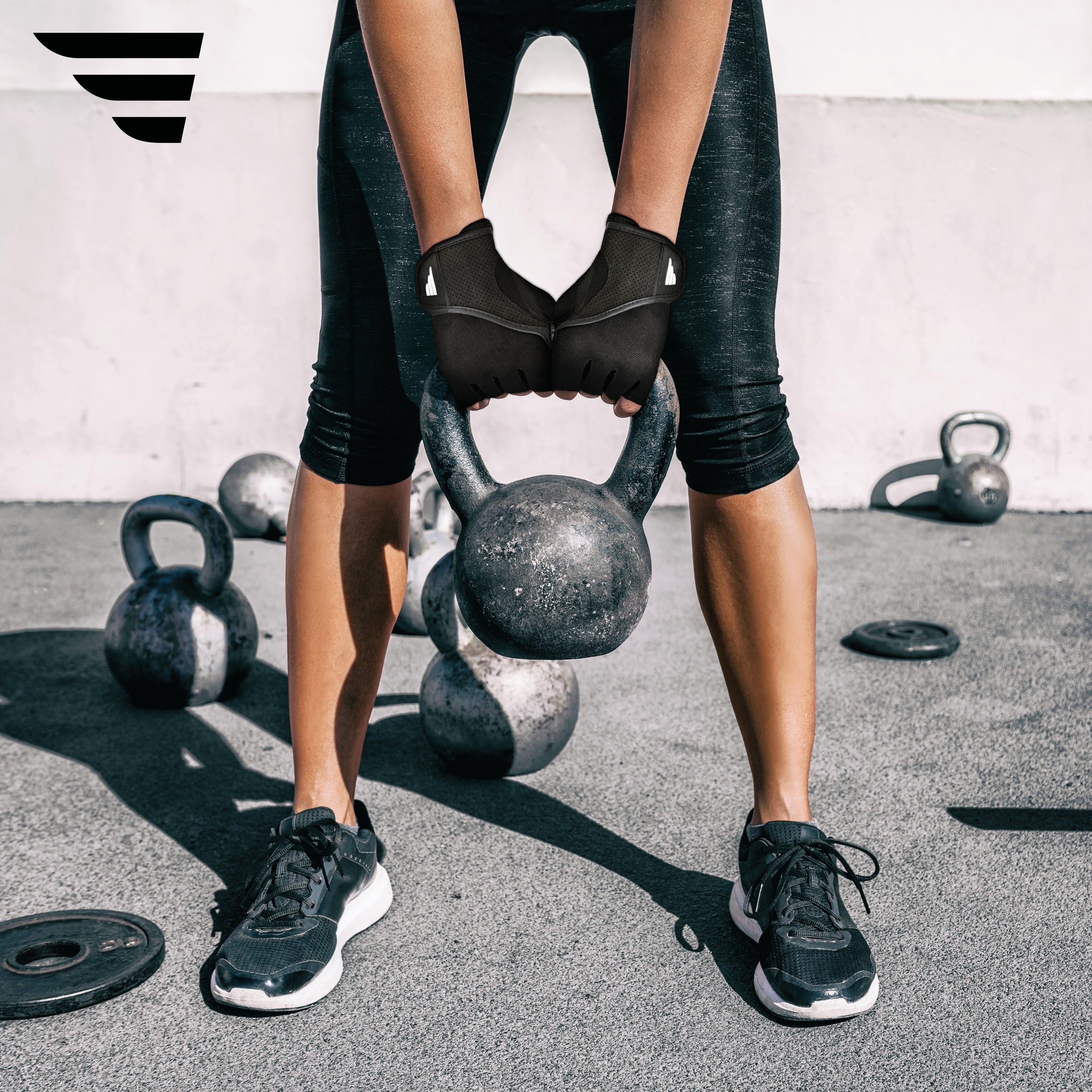 Levaz Fitness Handschuhe Trainingshandschuh Kraftsport Gym Gloves Herren Damen